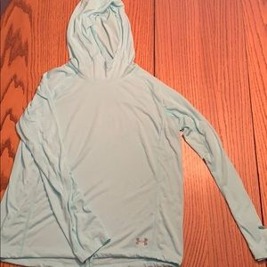 Under Armour Long Sleeve Thin Hoodie